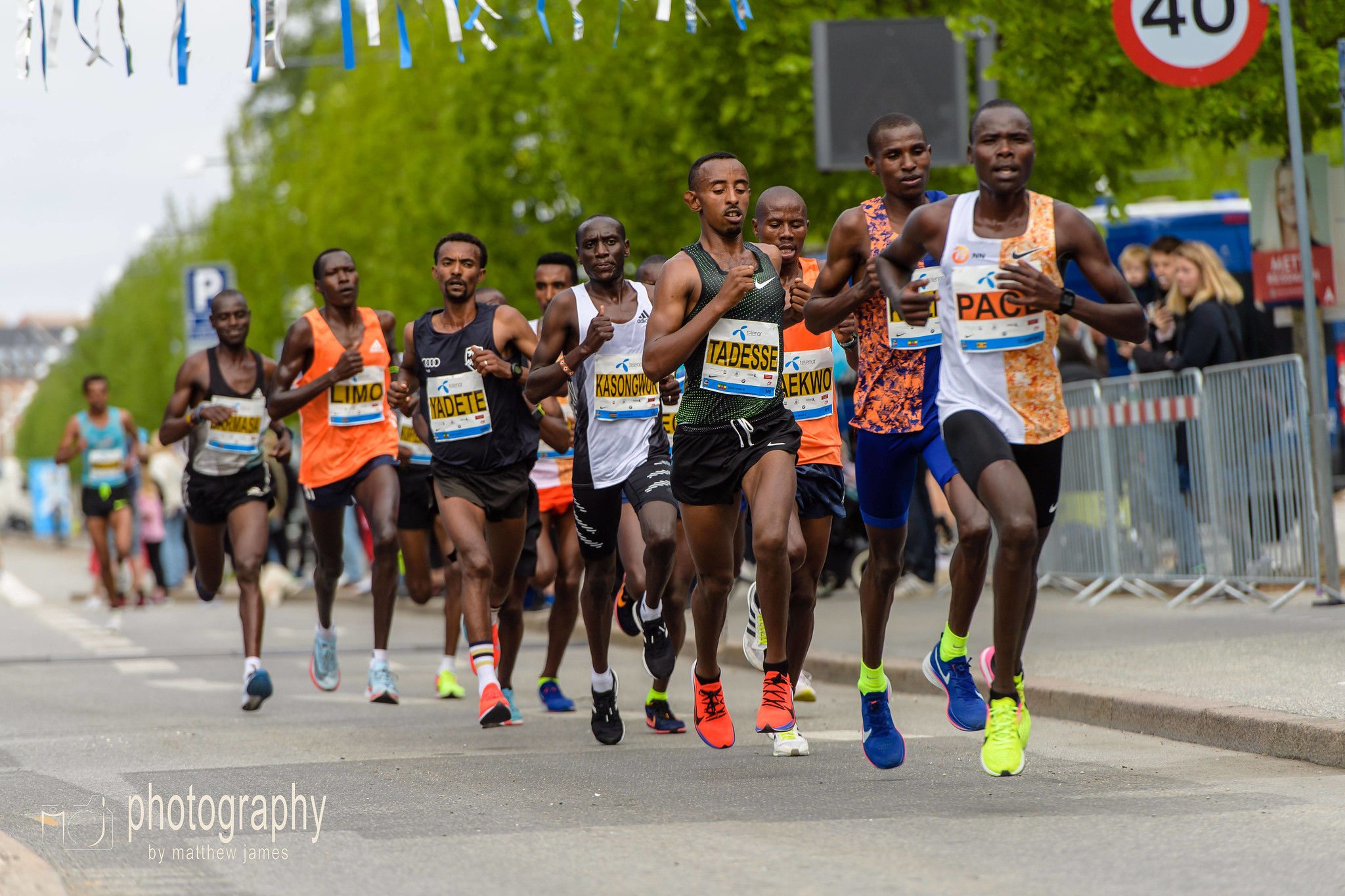 Records Fell At The 40th Telenor Copenhagen Marathon